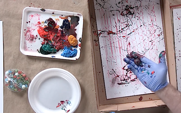 Explore texture in Creating Abstract Art: 6 Key Elements of Success with Dean Nimmer