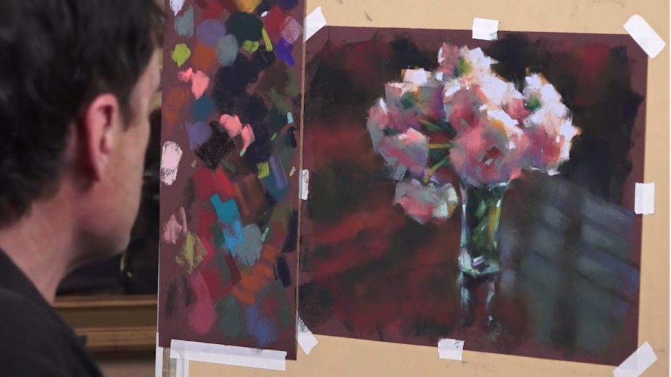 Pastel Painting: Light and Color with Desmond O'Hagan