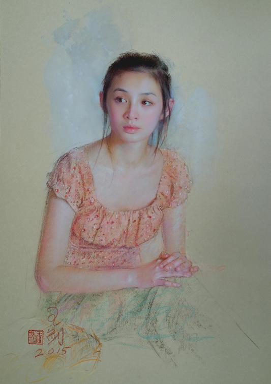 pastel_portrait_Jian_Wang