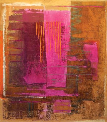 pastel abstract_Suspended (pastel) by Diana Sanford | artistsnetwork.com