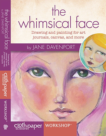 The Whimsical Face video with Jane Davenport