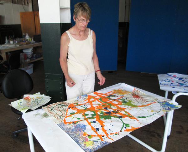 Abstract artist Janet Stupak   ArtistsNetwork.com