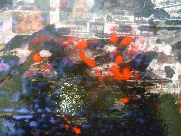 How to make mixed-media art | Sandrine Pelissier, ArtistsNetwork.com