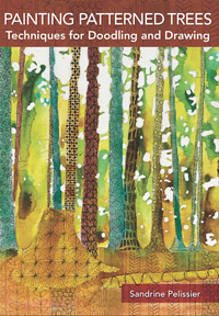 Painting Patterned Trees | NorthLightShop.com