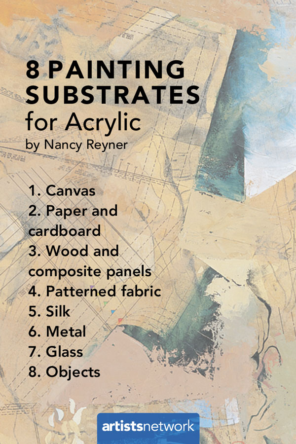 8 Painting Substrates And the One Thing You Should Never Paint On