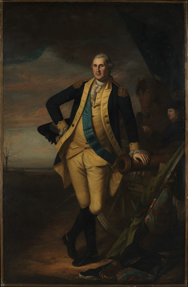 Presidential portraits | George Washington