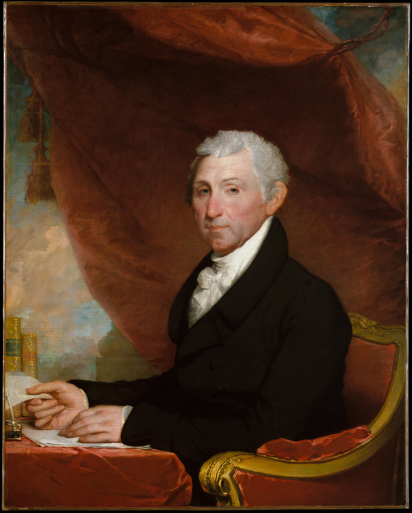 Presidential portraits | James Monroe