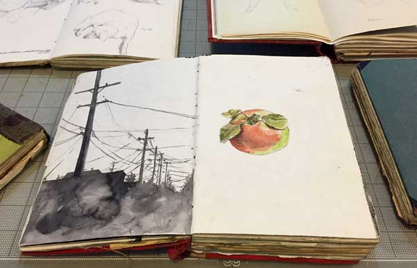 Sketchbooks Then and Now | ArtistsNetwork.com