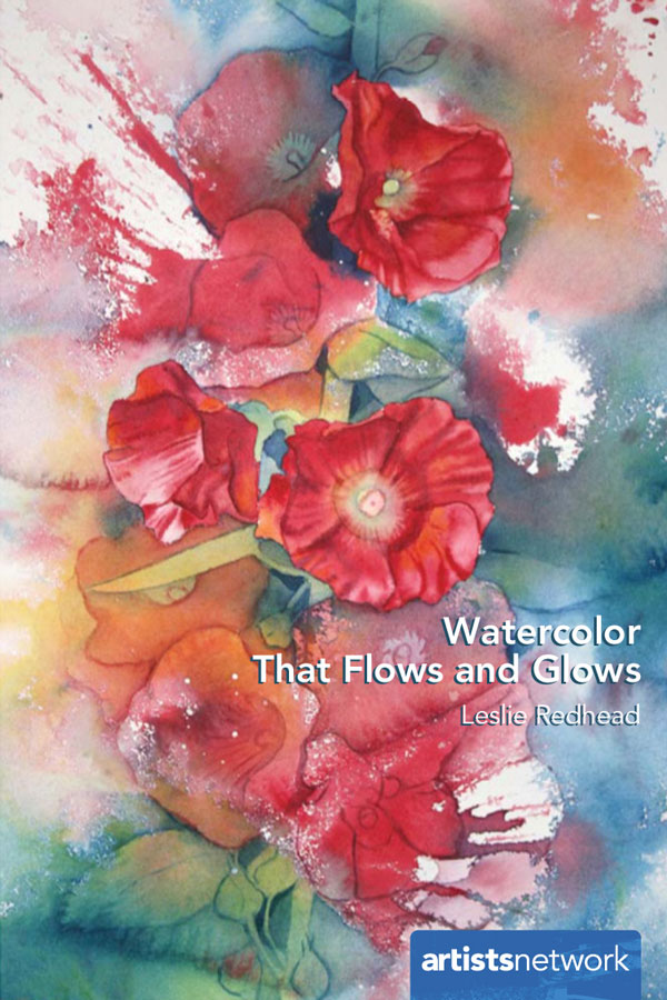 Watercolor painting tips | Leslie Redhead, ArtistsNetwork.com