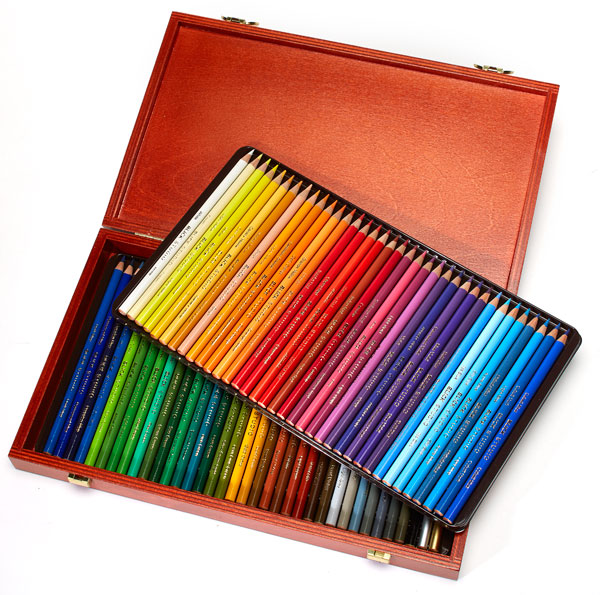 Win this set of colored pencils! ArtistsNetwork.com