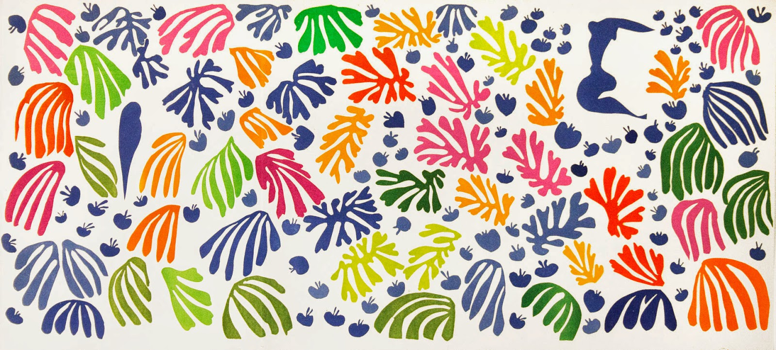 Green art: Matisse's The Oasis
