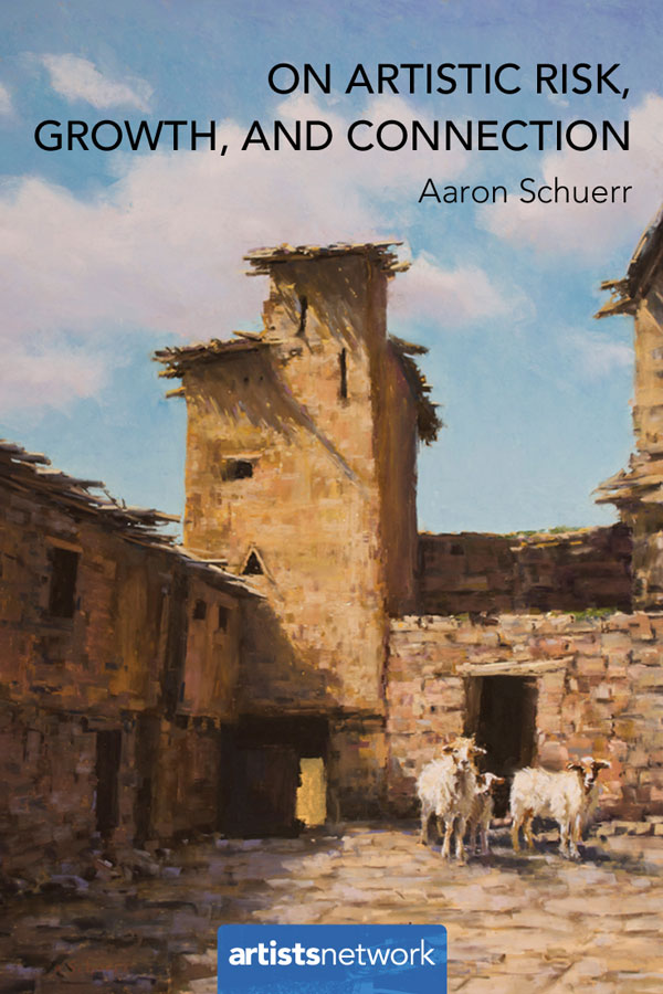 Pastel painting by Aaron Schuerr | ArtistsNetwork.com