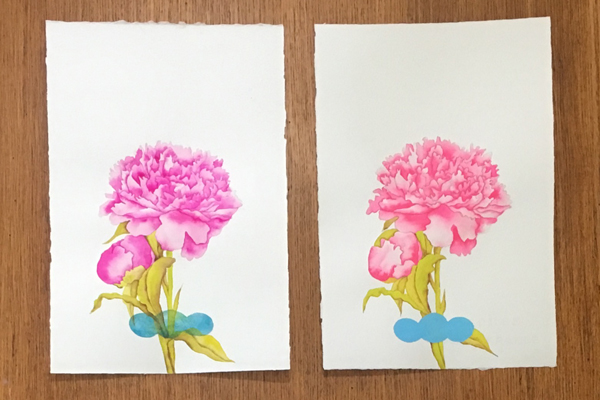 Acrylic Vs Watercolor Painting