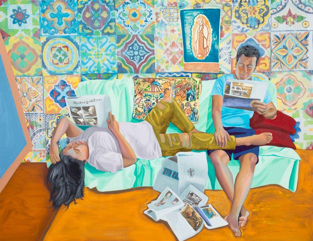 Whitney Biennial 2017 | Artist's Network | Aliza Niesenbaum