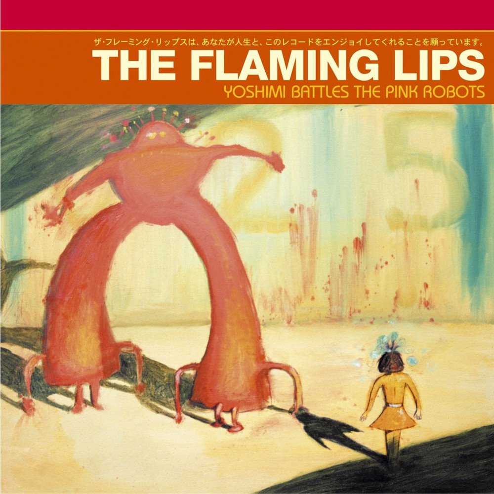 Flaming Lips album cover