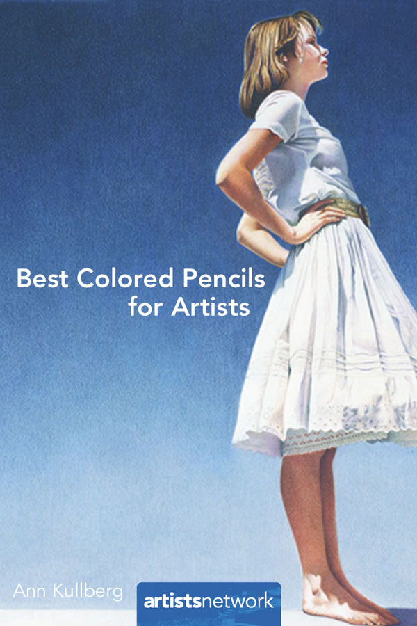 Best Colored Pencils for Artists, Artist Daily