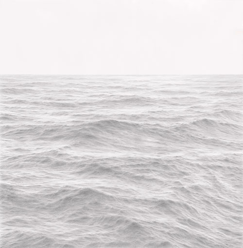 Ascend by Katherine Young, 2015, graphite, 48 x 48. Private collection. This drawing won first place in the 2016 Shades of Gray Competition. Spring 2017 issue of Drawing magazine, Tell a Story with Your Art | Artist's Network
