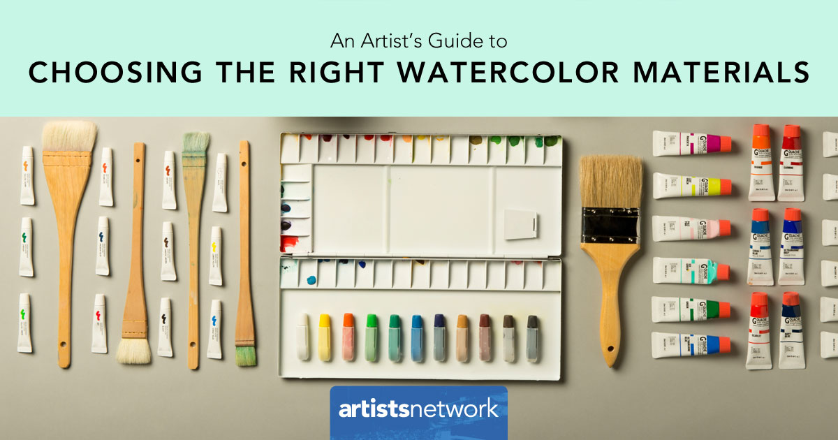 Get Killer Effects with Watercolor Painting - Artists Network