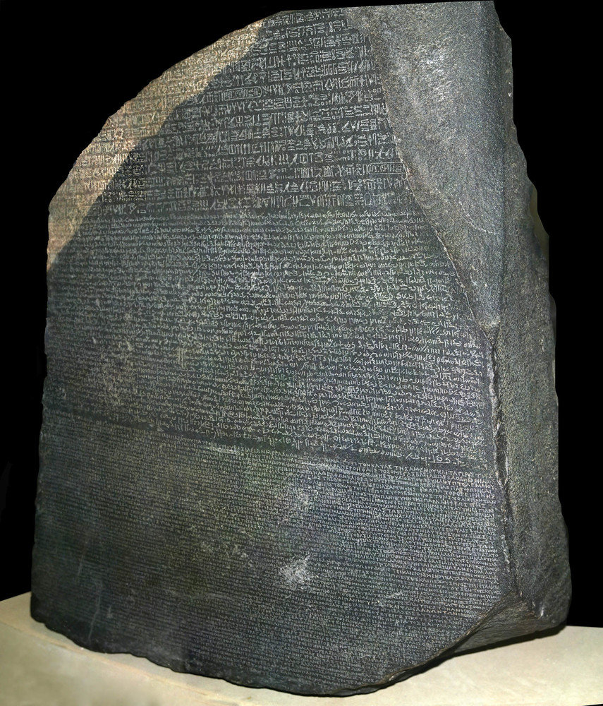 Art museums: Did you know that THE Rosetta Stone is housed in the British Museum?