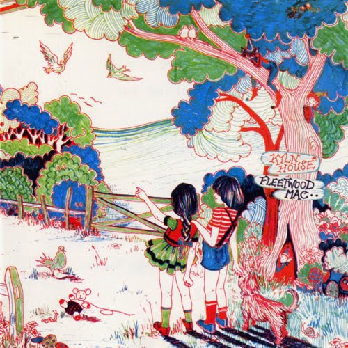 Kiln House album colver