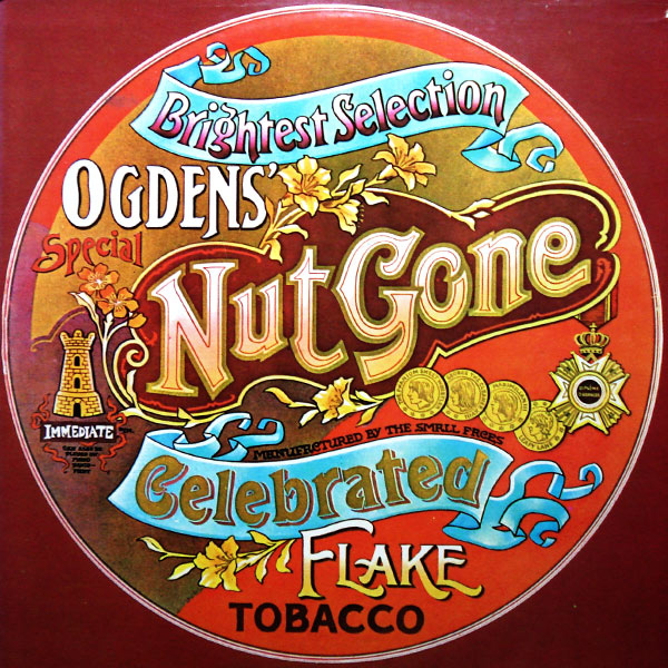 The Small Faces -- album covers with fun art