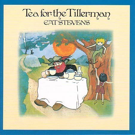 Cat Stevens album cover