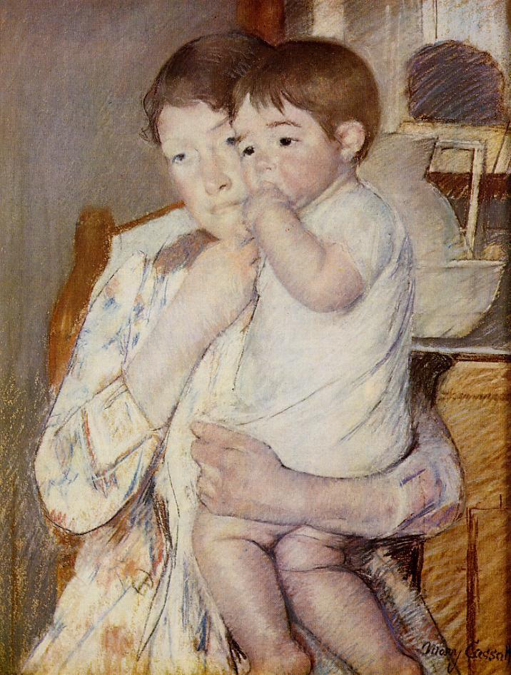 Mary Cassatt | Pastel Art | Famous Pastel | Artists Network