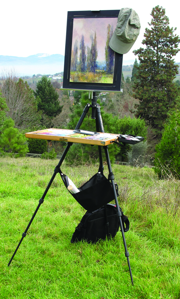 the world is your studio what to pack for the perfect plein air setup