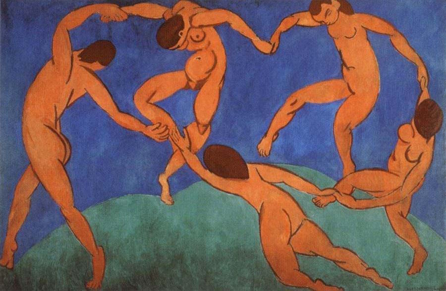 Must be Friday | he Dance by Henri Matisse