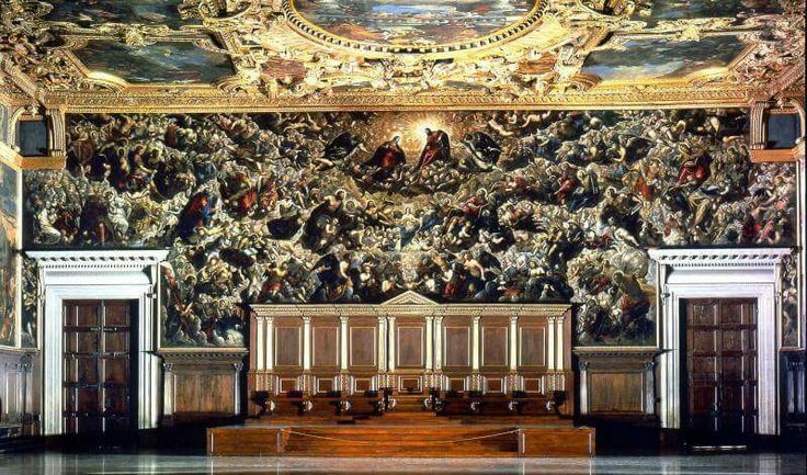 Il Paradiso by Tintoretto