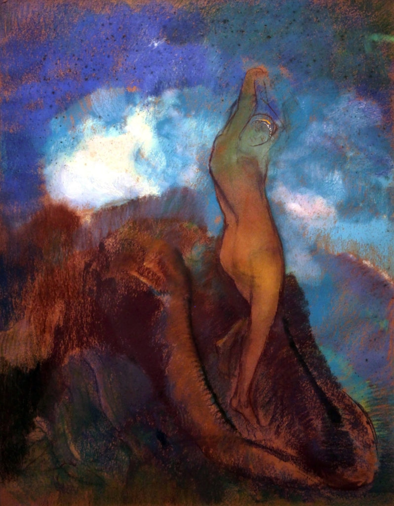 Birth of Venus by Odilon Redon | 5 Pastel Painting Tips You Need to Know to Be Successful | Artists Network