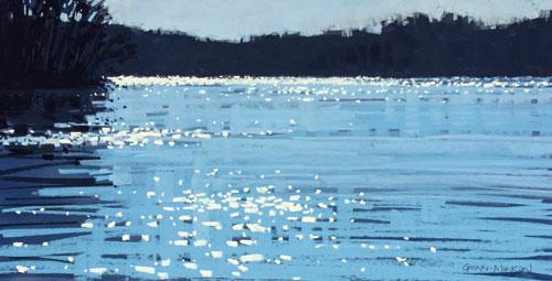 pastel_landscape_Deborah_Quinn_Munson_Cool-Sparkle_12x24 | artistsnetwork.com