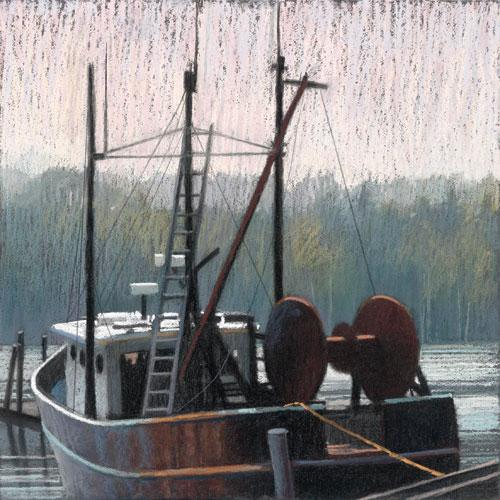 pastel_seascapes_Day_Off_16x16_liz_haywood+sullivan | artistsnetwork.com