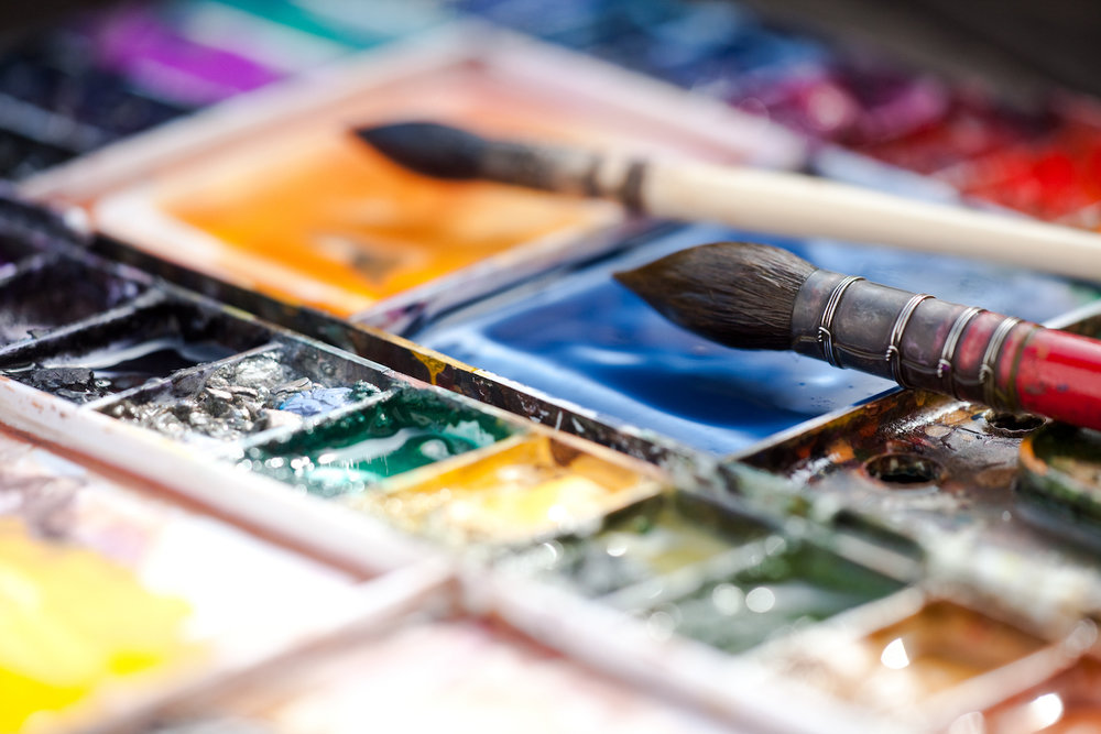 Beginner Watercolor Starts With Your Paints And How To Use