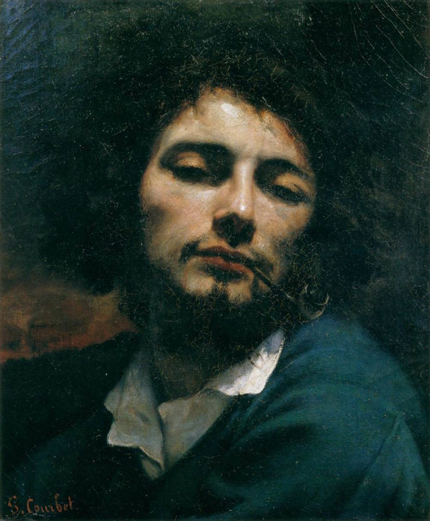Gustave Courbet | The First Realist | Realism | Oil Painting | Art History | Artists Network