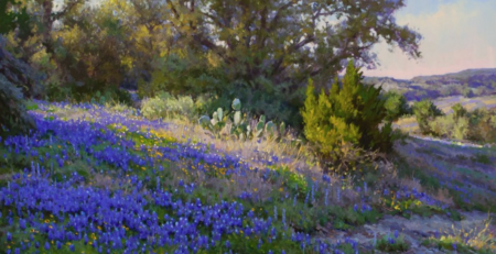 Mix Colors in the Landscape | Connect to the Landscape You Paint | Mark Haworth | Artists Network