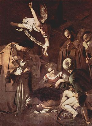 Missing Caravaggio painting.