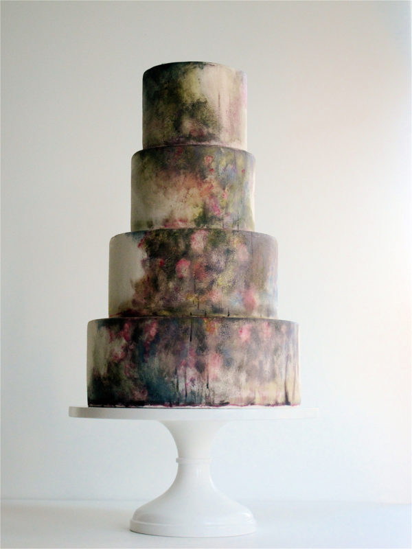 Watercolor Cakes | Maggie Austin | Artists Network