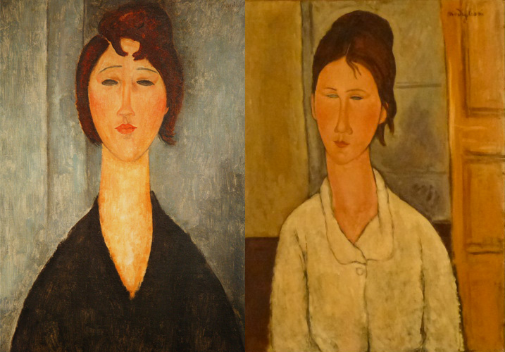 Modigliani | art forgery | forged painting