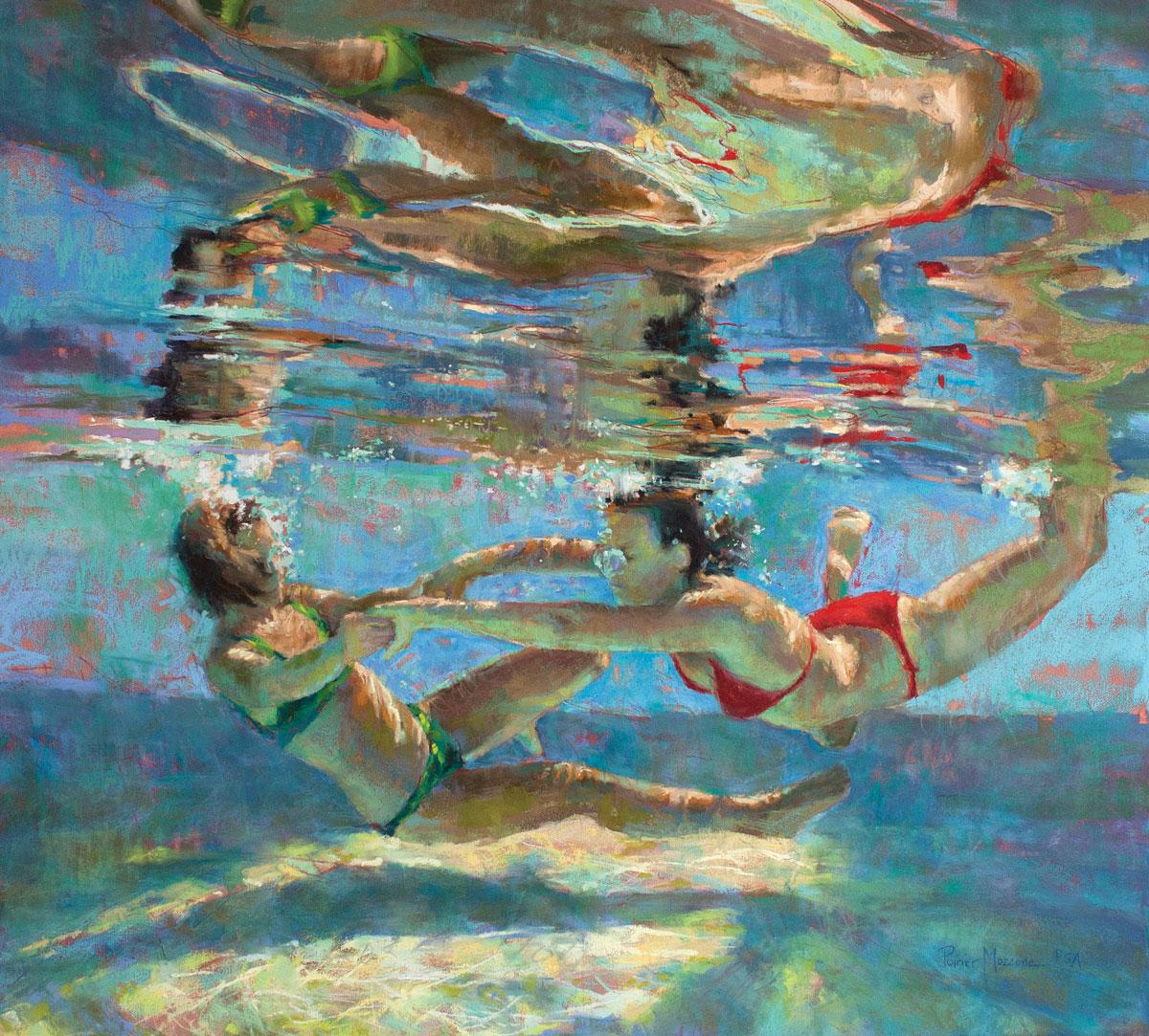 Poirier-Mozzone-underwater-scenes-Alliance-Final-ArtistsNetwork