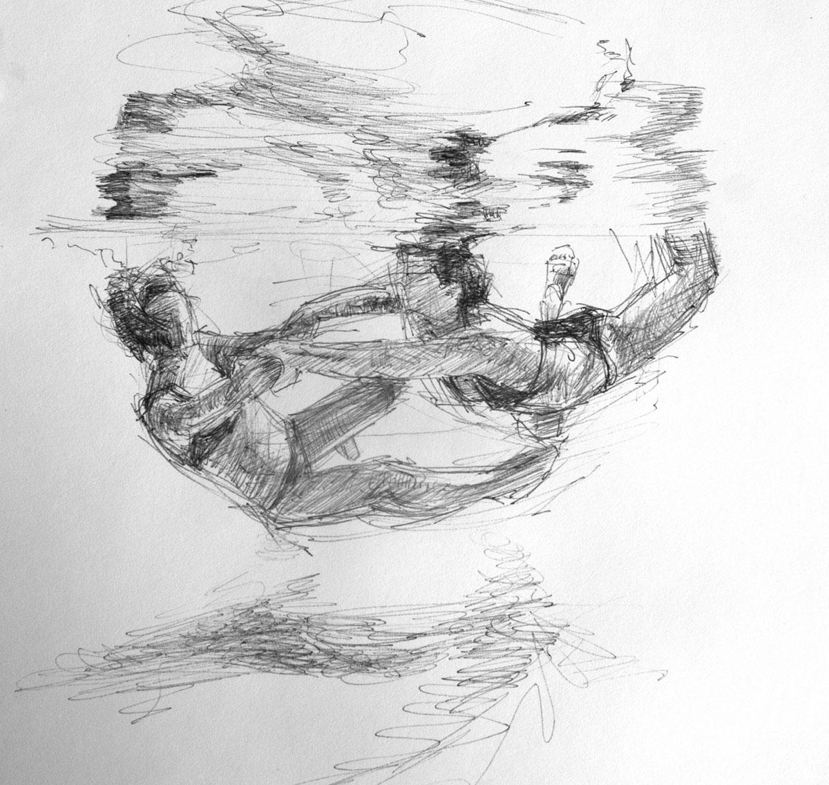 Poirier-Mozzone-underwater-scenes-Alliance-Step1-ArtistsNetwork