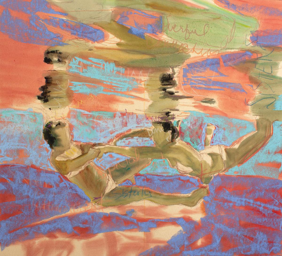 Poirier-Mozzone-underwater-scenes-Alliance-Step3-ArtistsNetwork