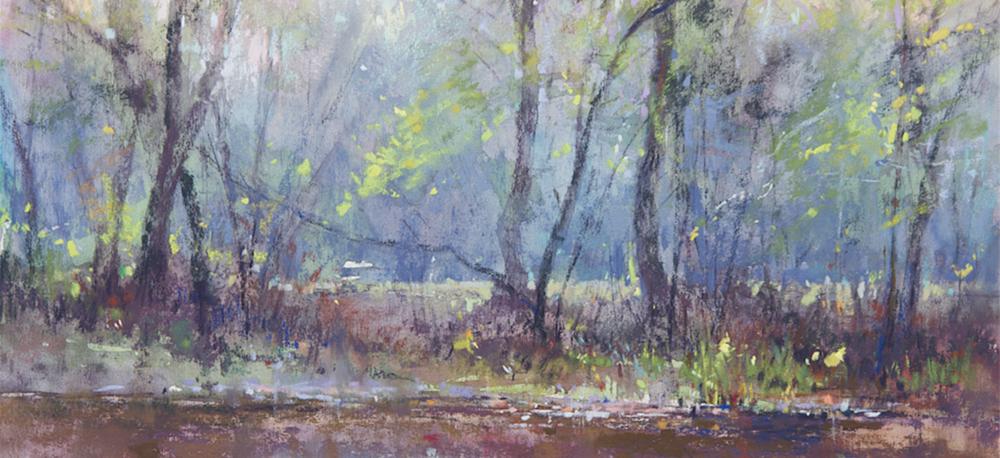 Pastel Landscape | Richard McKinley | Artists Network