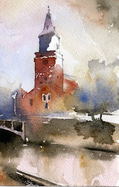 Painting Small | Watercolor Study or Painting? | Artist Daily