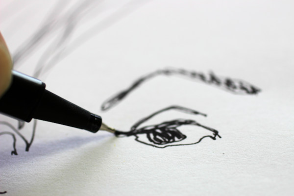 Fun Drawing Techniques | Basic Drawings | Drawing for Beginners | The Big Picture Art Project | Sandrine Pelissier | Artists Network