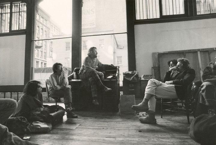 Donald-Judd artist studios