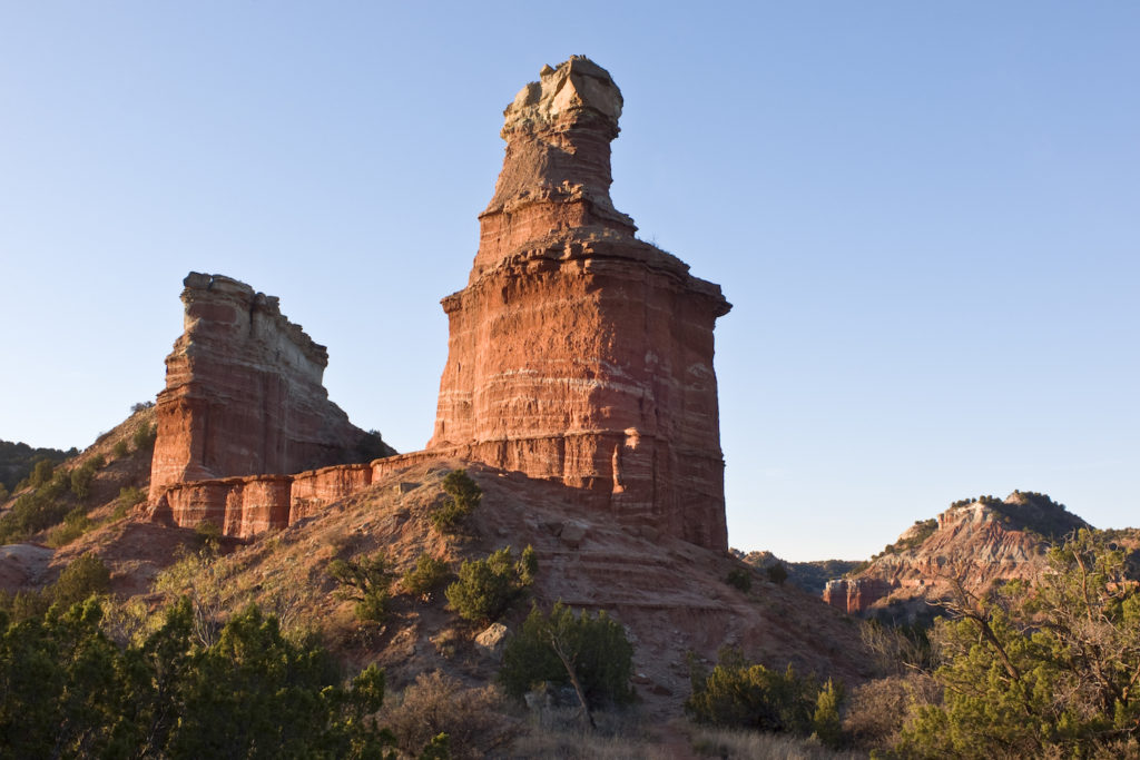 Palo Duro Canyon State Park, photo by Getty Images | 10 Places to Paint en Plein Air | Artists Network