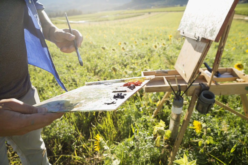 10 Places You'll Love if You Paint en Plein Air | Artists Network