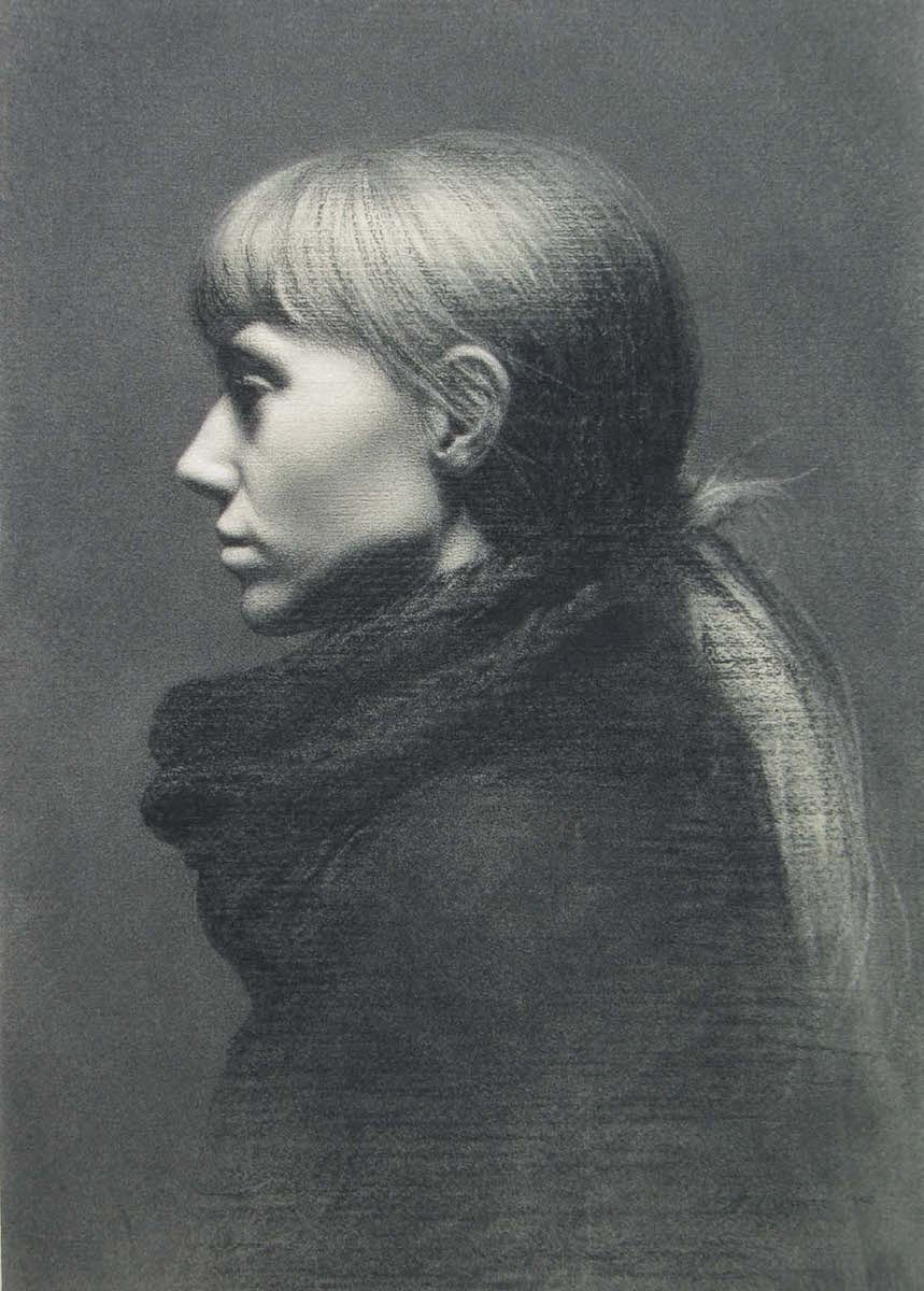 Texture in Portraiture | Portraits | Drawing | Drawing Portraits | Strokes of Genius 8 | Artists Network