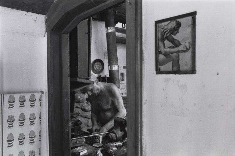 Raoul-Hague studio